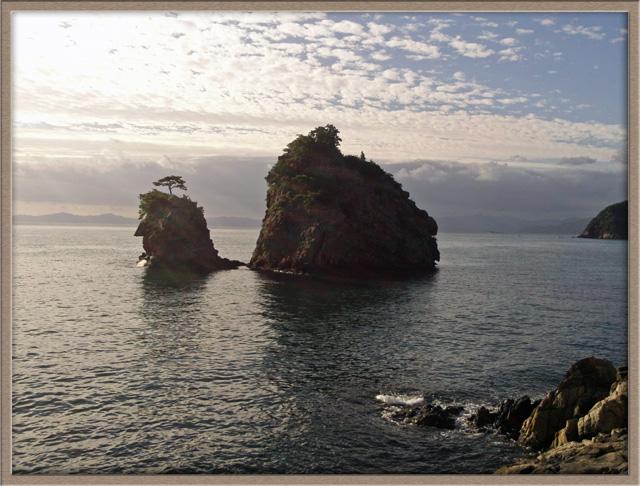 素晴らしき小豆島、美しき花寿波島